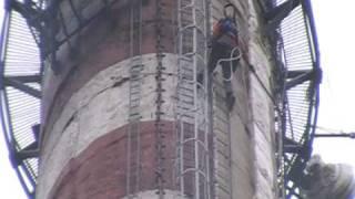 Dębica 2008 komin 120m(remont)