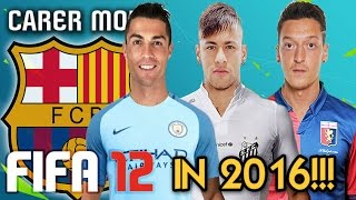OMG!!! FIFA 12 in 2016!!!
