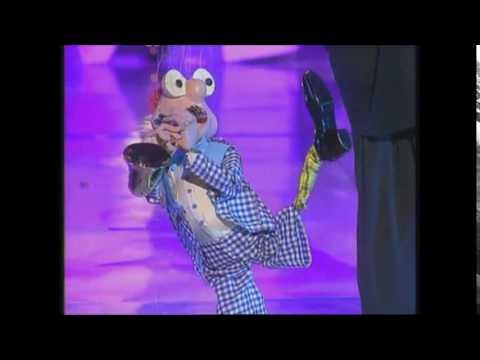Download SAXOPHONIST,  marionette, TV show 2004