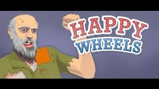 Happy Wheels #1 Im Spiderman!!!