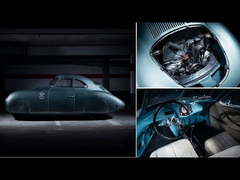 1939 Model Type 64 #03 Porsche Set To Sell For $20 MILLION At Auction In California