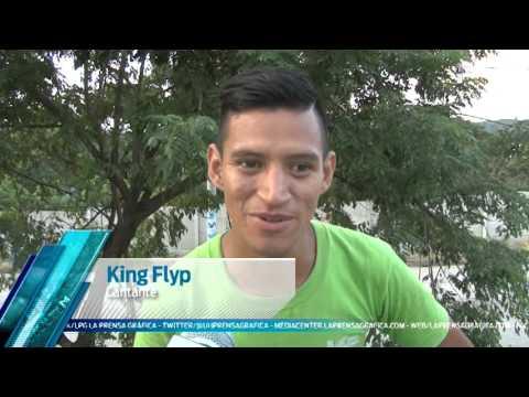King Flyp, Solo y abandonado en el tráfico