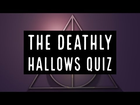 The Deathly Hallows Book Quiz