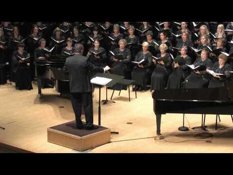 Deep River - Salt Lake Choral Artists Concert Choir