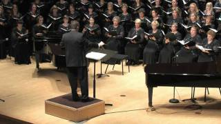 Deep River - Salt Lake Choral Artists Concert Choir