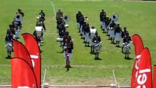 Fiji Police Band 2010