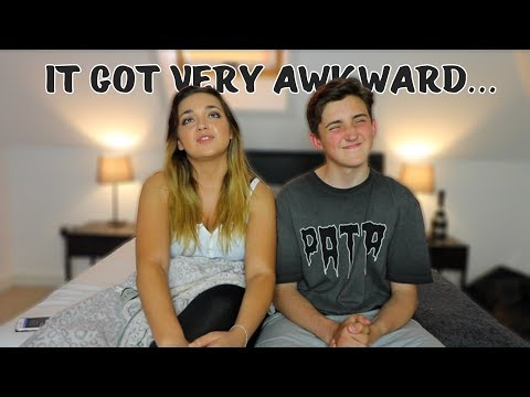 SIBLINGS TALK ABOUT THEIR FIRST TIME...