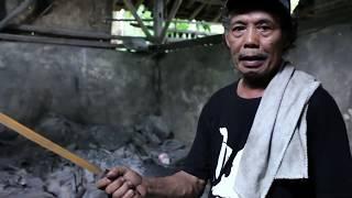 Sejarah Pembuatan Golok Ciomas Banten