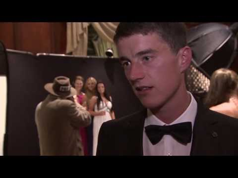 Showjumping - Dan Neilson interview at the Awards Ball 2013