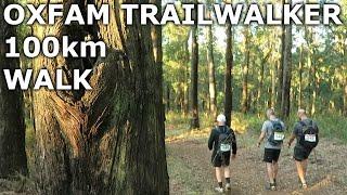 Oxfam Trailwalker 100km Walk - Melbourne Australia