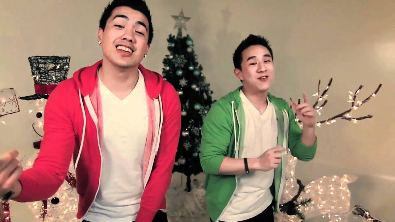 Nsync Merry Christmas.Merry Christmas Happy Holidays Cover Nsync Joseph Vincent Jason Chen
