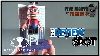 Toy Spot - McFarlane Toys Five Nights at Freddy's Fun with Balloon Boy Building Set