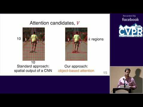 CVPR18: Session 2-2B:  Object Recognition & Scene Understanding III