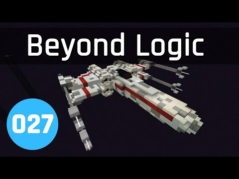 Beyond Logic #27: Rebel Squadron | Minecraft