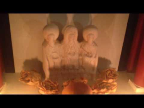 Pagan altar to the MATRONAE / MATRES (Gallo-Roman Mother Goddesses)