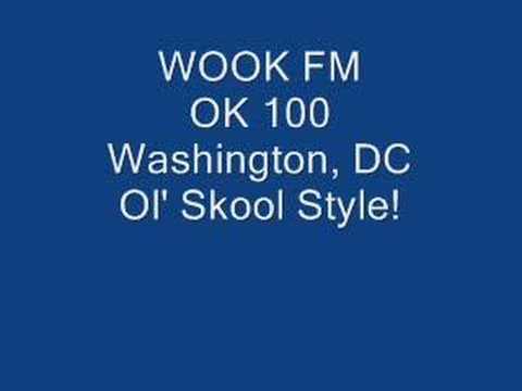 OK100 (Old School DC Radio)