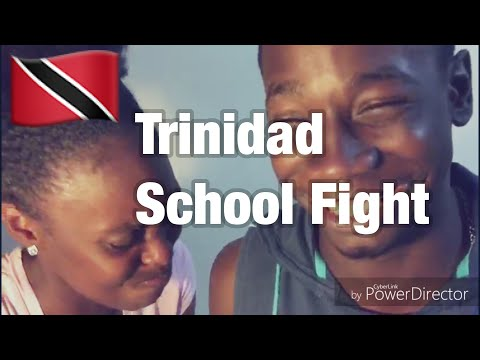I ALMOST DIED, TRINIDAD SCHOOL FIGHT STORY