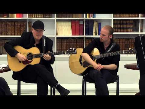 2013.05.01 - Master Class - Ulf and Eric Wakenius
