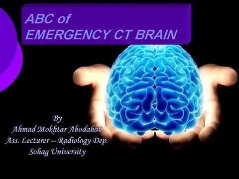 ABC Of EMERGENCY CT BRAIN