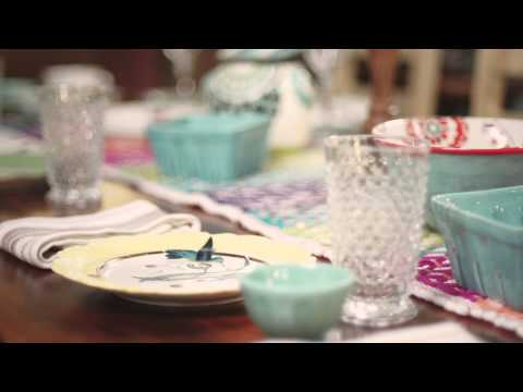 Restaurateur Aimee Olexy talks table tops with | Anthropologie