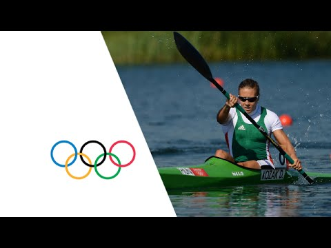 Canoe Sprint Kayak Single K1 500m Womens A Final