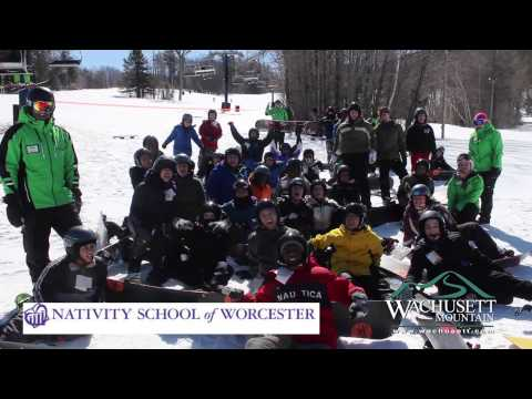 Nativity School of Worcester at Wachusett Mountain