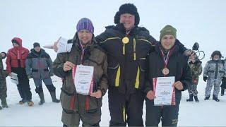 Чемпионат Рыбинска по ловле на блесну 2021 Сложная ловля окуня на блесну в глухозимье