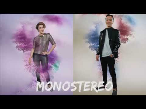 MONOSTEREO - Rather Be & Bang Bang & Panah Asmara (Audio) - The Remix NET