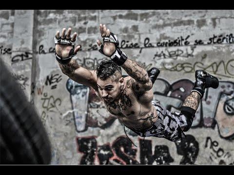Jerome PINA Street Workout (Part 2 Freestyle Push Up)