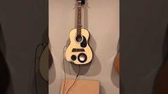 Guitar speaker!  Acoustic guitar sound test