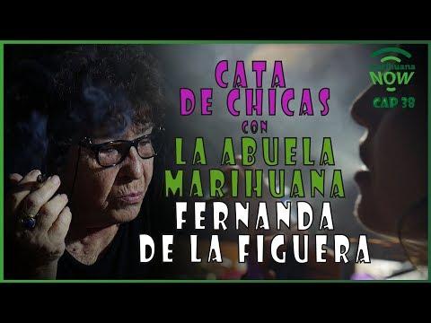 CHICAS FUMANDO WEED POR PRIMERA VEZ con la ABUELA MARIHUANA. Fumar porro de cannabis o mota. NOW 38