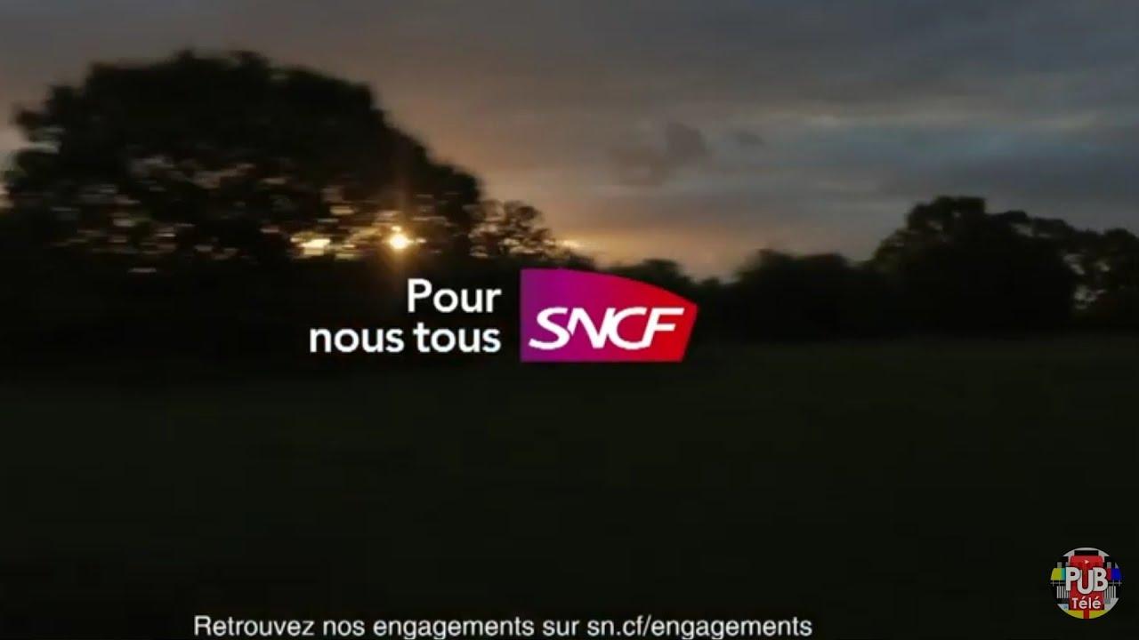 """Musique de la pub SNCF """"pour nous tous"""" Pub 90s Juillet 2021"""