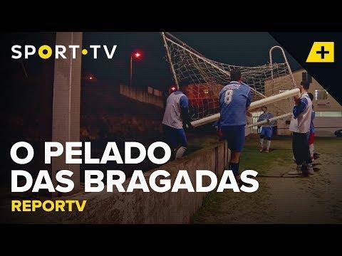 REPORTV - O pelado das Bragadas | SPORT TV