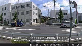 SecuSTATION トレイルカメラ SC-MB62 昼間の撮影映像 フルハイビジョン フルハイビジョン 検索動画 16