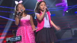 "Ylona, Krystle, Krsitel, Kate and Mandy sing ""When I Grow Up"""