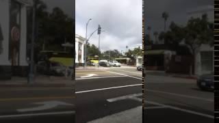 БЕРЕМЕННАЯ Анна Седокова гуляет по Лос-Анджелесу