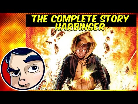 Harbinger Vol 1 - Complete Story