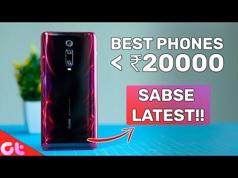 TOP 7 BEST PHONES UNDER 20000 In November 2019 | Sabse Latest & Jabardast | GT Hindi
