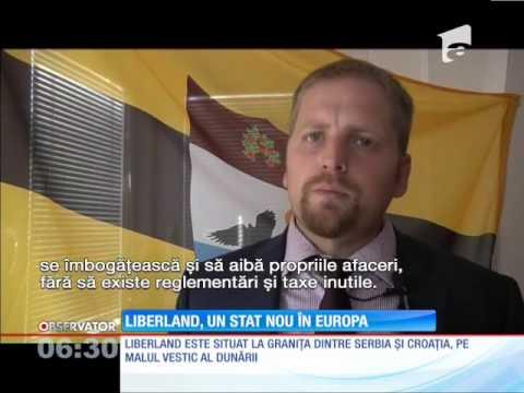 Liberland, un stat nou în Europa