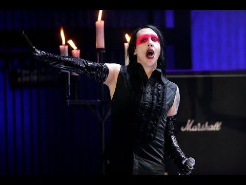 Marilyn Manson - MTV Video Music Brasil awards 2007, São Paulo, Brazil