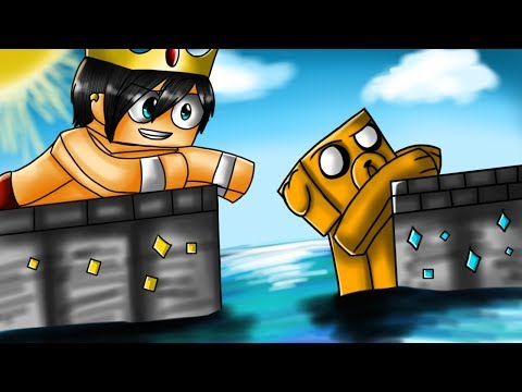 Minecraft | RETO DE LA CASA TSUNAMI 🌊 UN TSUNAMI DESTRUYE LA CIUDAD!
