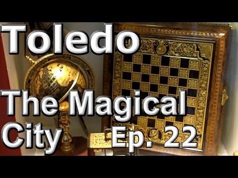 MadTraveler Ep. 22 - The Magical City of Toledo