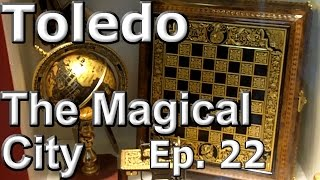 MadTraveler Ep. 22 - The Magical City of Toledo