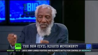 Dick Gregory on Ferguson & What Should be Done