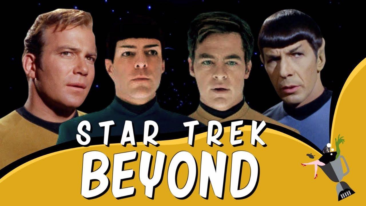 Resultado de imagem para Star Trek Beyond Classic - Beastie Boys Sabotage