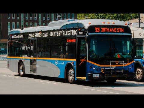 Translink 33 UBC - 29th Ave. Station*