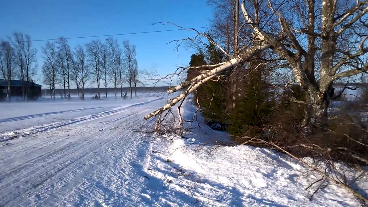 Myrskyt Suomessa