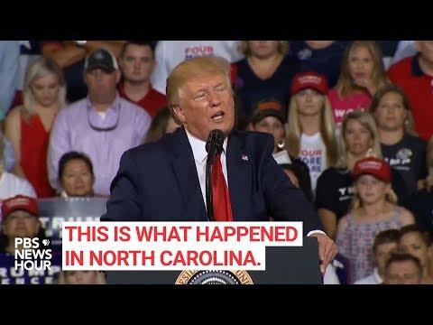 WATCH: Trump says