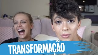 MAKE BÁSICA DO DIA A DIA - TATA E COCIELO