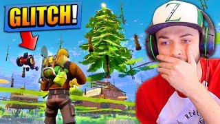 Zipline Glitch bu // Fortnite